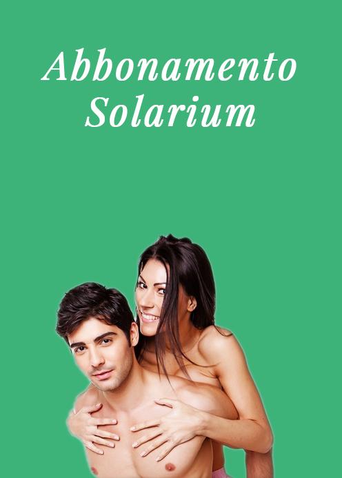 New Body Benessere | Rovigo | Abbonamento Solarium